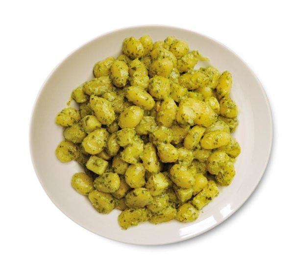 Gnocchetti, Genoese pesto sauce, potatoes - Gnocchetti Pesto e Patate - frozen italian food ready meal