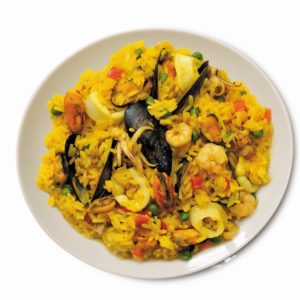 Paella - UK - Global Gel - Frozen Italian Food - Online